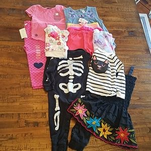 Toddler Girl 18m -24m Lot. Some NWT
